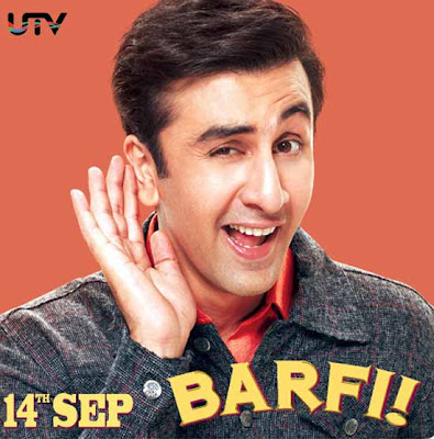 Barfi! 2012 Hindi Full Movie Watch Online