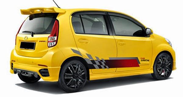 Spesifikasi Dan Harga Daihatsu Sirion Terbaru 2016
