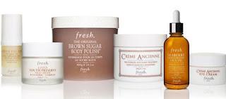 Fresh cosmetici