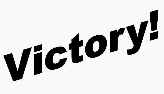 Victory Award!!!