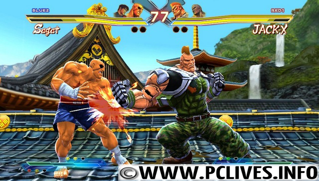 free and full version pc game Street Fighter X Tekken 2012