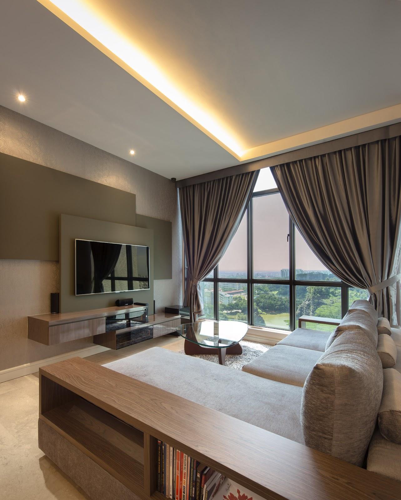 Rezt relax interior design regent heights condo project for Condo interior designs