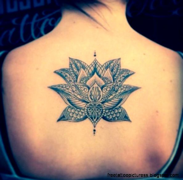 43 Attractive Lotus Flower Tattoo Designs   Sortra