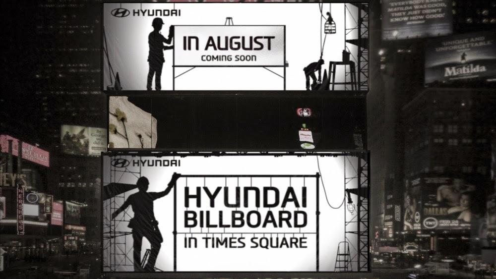 Campaña digital signage Hyundai