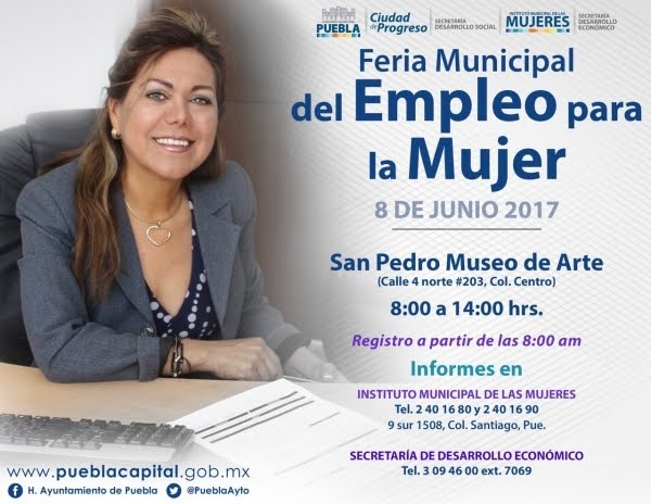 Feria Municipal del Empleo para la Mujer