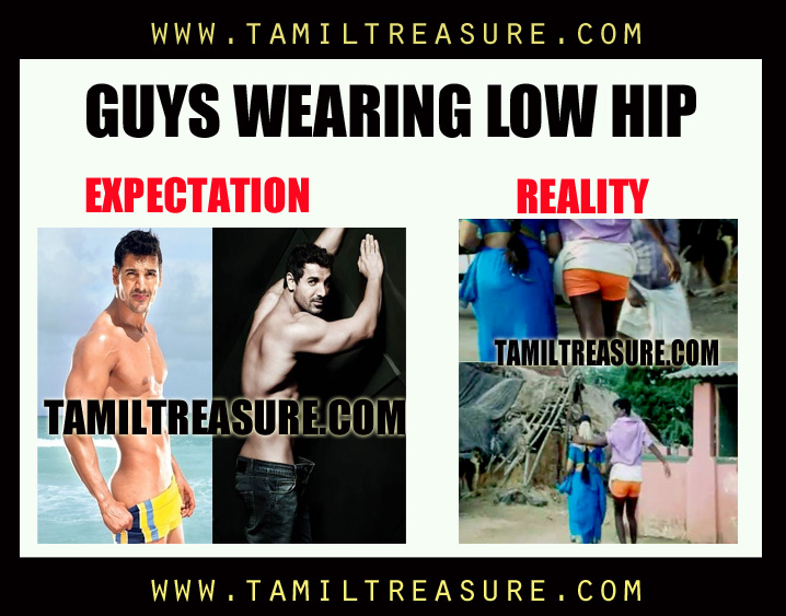 Best of Expectation-Reality Posts