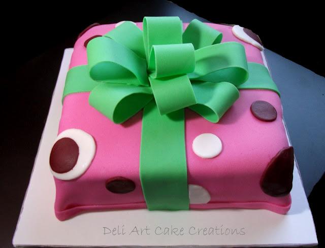 Blog Deli Art Cake Creations : Deli Art Cake Creations - e pra Voce!