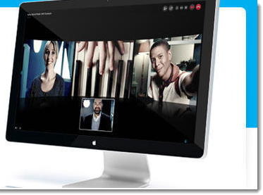 SKype 6.0 retina display