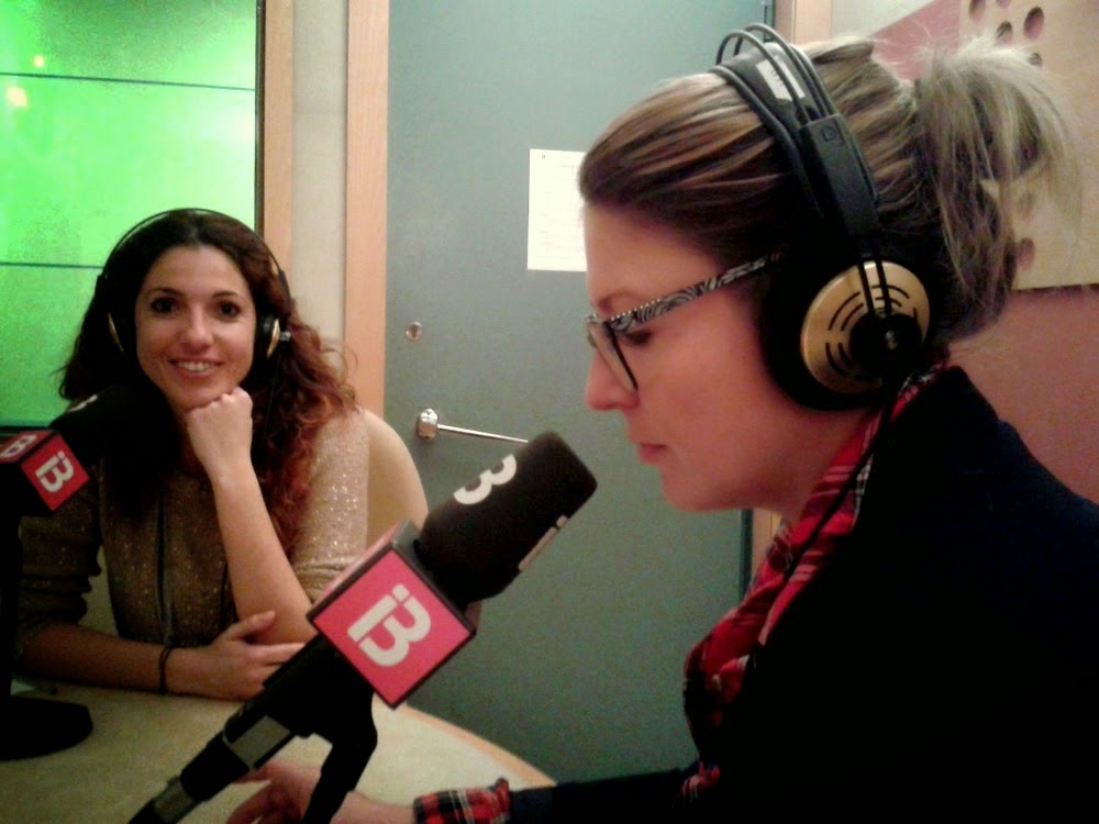 entrevista radio lorena sanz