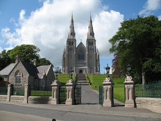 Saint Patrick's Cathedral Armagh