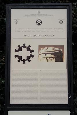 Information Mausoleo di Teodorico