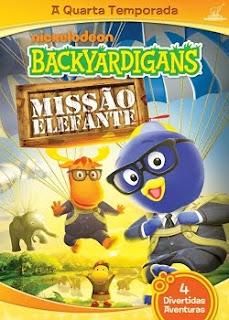 >Assistir Filme Backyardigans: Missão Elefante Online Dublado Megavideo
