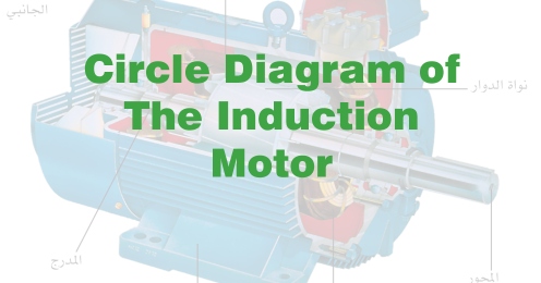 Circle diagram of the induction motor electrical engineering gate ccuart Choice Image