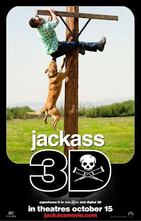 Watch Jackass 3D 2010 BRRip  Hollywood Movie Online | Jackass 3D 2010 Hollywood Movie Poster