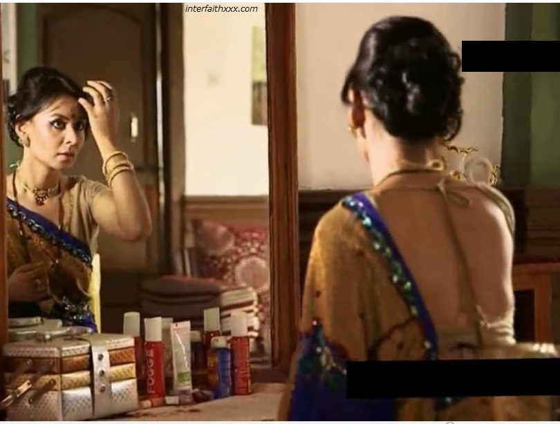 sexy desi saree back