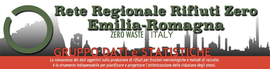 Rete Rifiuti Zero Emilia Romagna Gruppo Dati