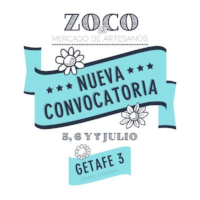 ZOCO MERCADO DE ARTESANOS NUEVA CONVOCATORIA