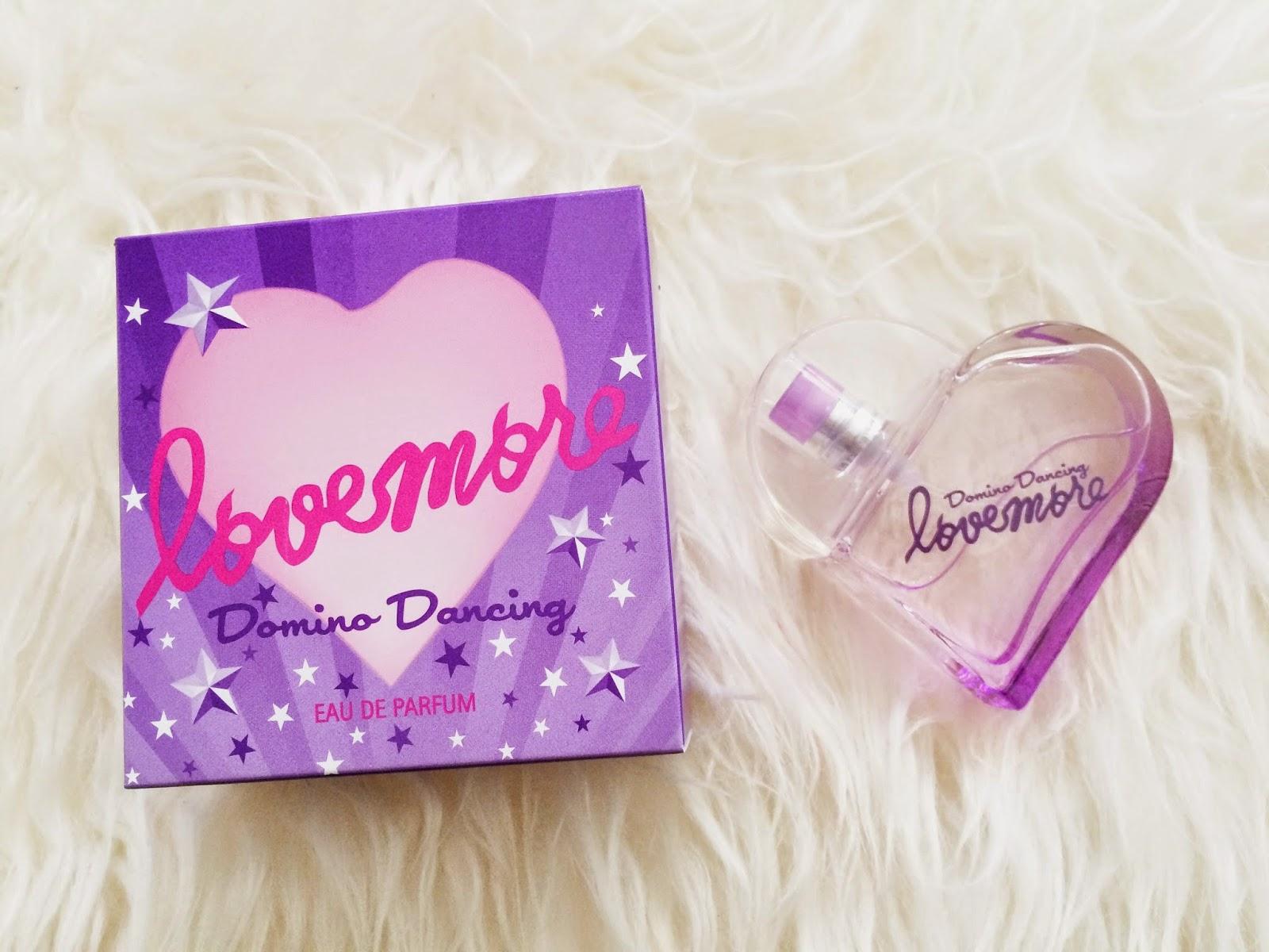 lyvz blog review lovermore domino dancing parf m. Black Bedroom Furniture Sets. Home Design Ideas