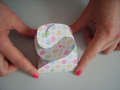 dekoschachtel mit motivpapier