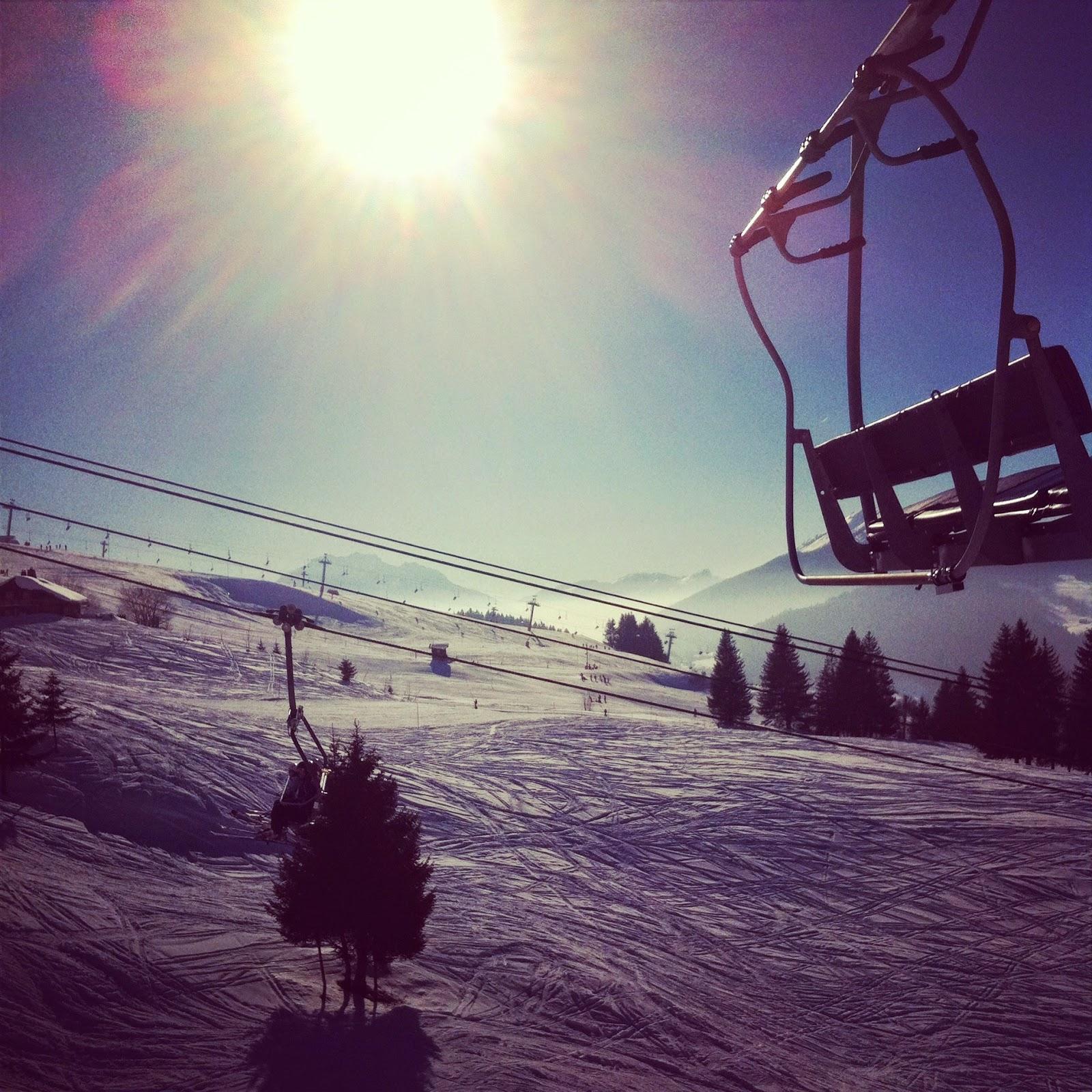 vacances ski enfant