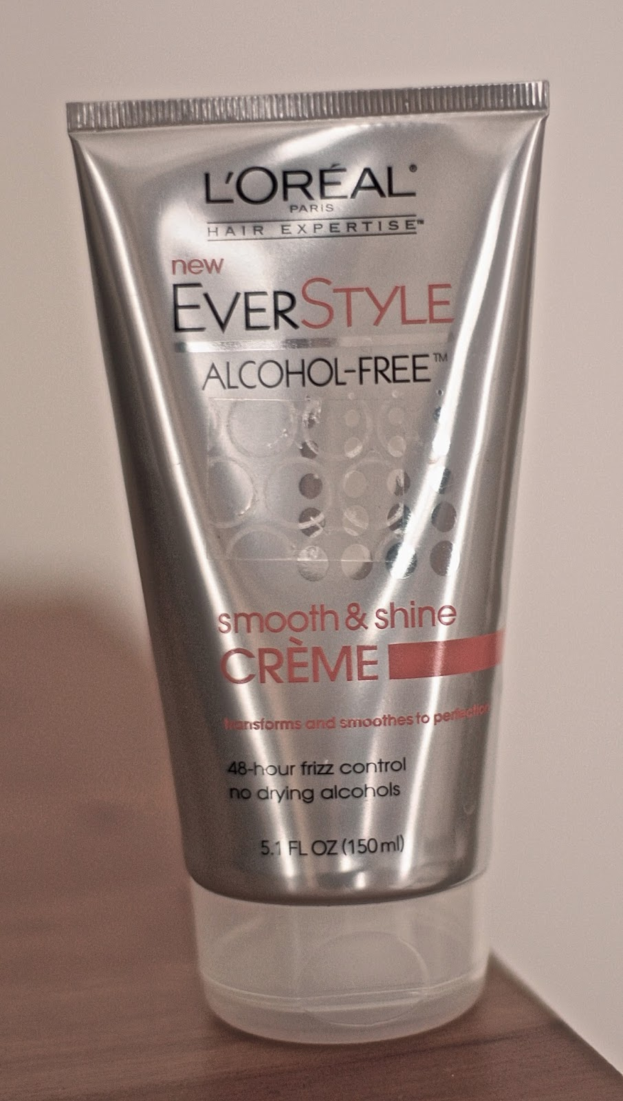 L'Oreal EverStyle Smooth & Shine Creme alcohol-free
