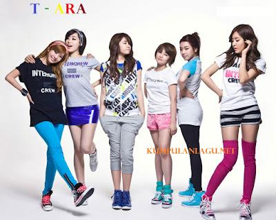 Lagu Terbaru Korea T-Ara Mp3