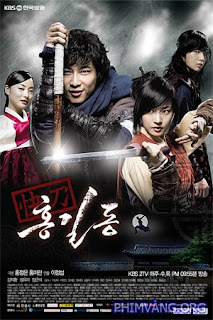 Anh Hùng Hong Gil-Dong - The Descendants Of Hong Gil-Dong (2009)