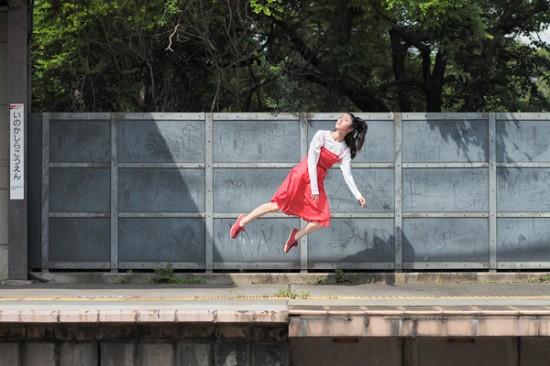 Natumi Hayashi - Levita na rua