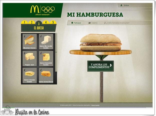 Brujita en la cocina mcbruji crea tu hamburguesa con - Crea tu cocina ...
