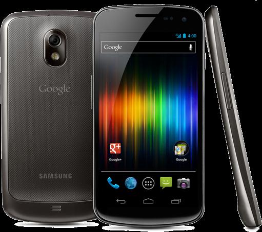 Techno Inside: Galaxy Nexus: Smartphone from Google