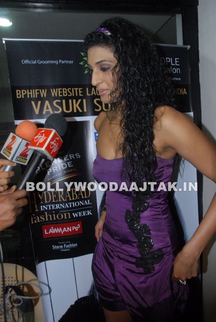 , Vasuki Sunkavalli Launches Bio Spa Website