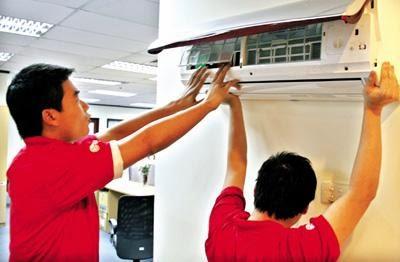 Dịch vụ sửa máy lạnh tại bình dương giá rẻ