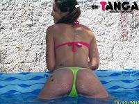 Turrita piscina bikini cola
