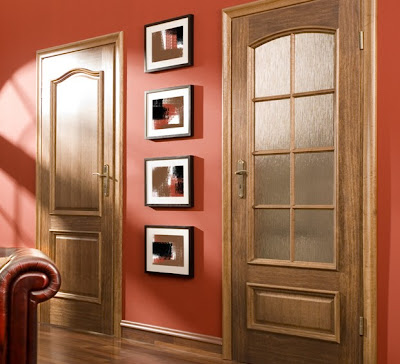 Drzwi klasyczne Intersolid POLSKONE Cappucino