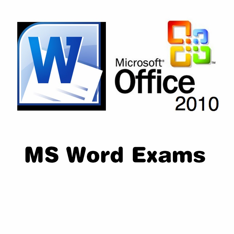 ms word test questions