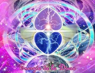 La potente Energía de la Diosa es fundamental para  ayudar a Gaia, en este momento, a liberar a nuestro planeta.