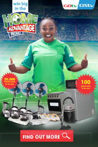 GOtv home advantage promo