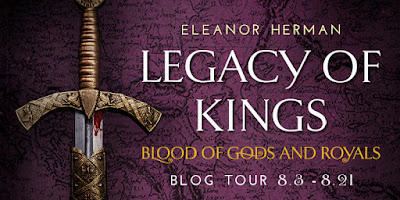 http://www.kismetbt.com/legacy-of-kings-by-eleanor-herman/