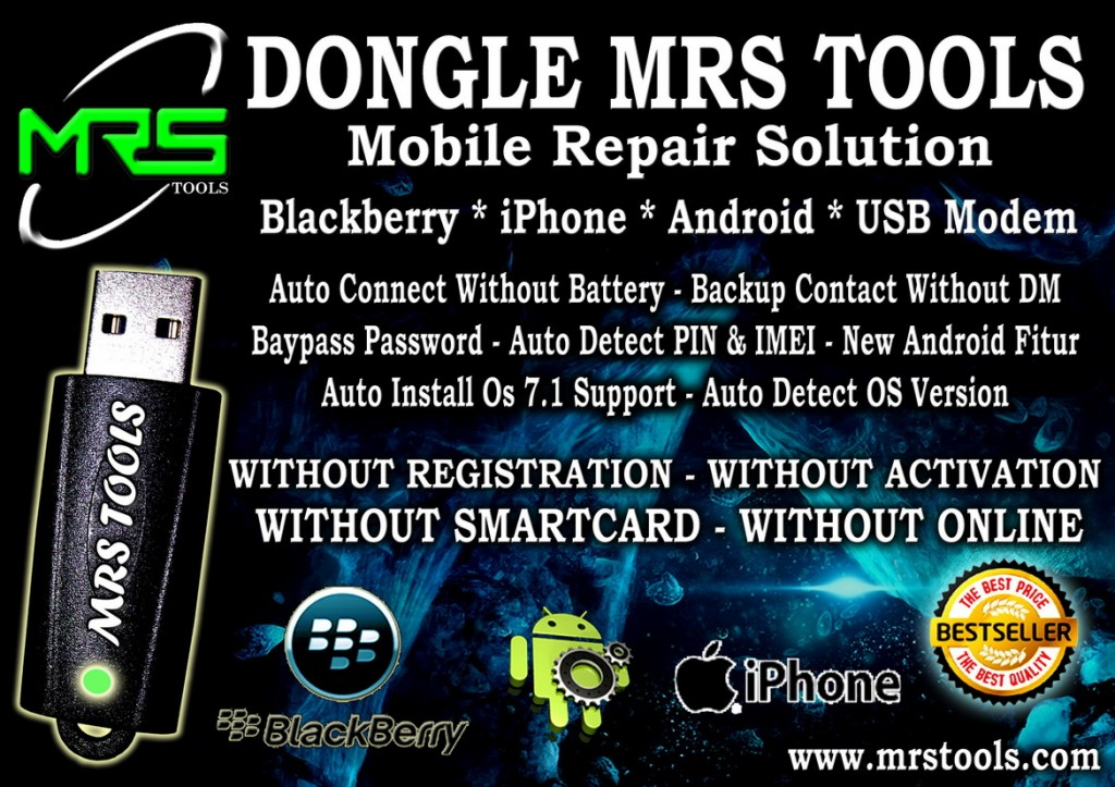 SUPPORT DONGLE MRS TOOLS