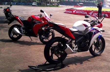 Posisi Berkendara Honda CBR 150