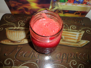 red detox elxir juice