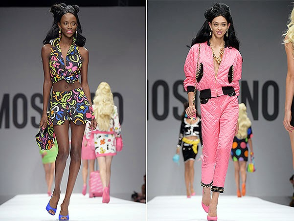 Milan Fashion Week_Moschino show 9