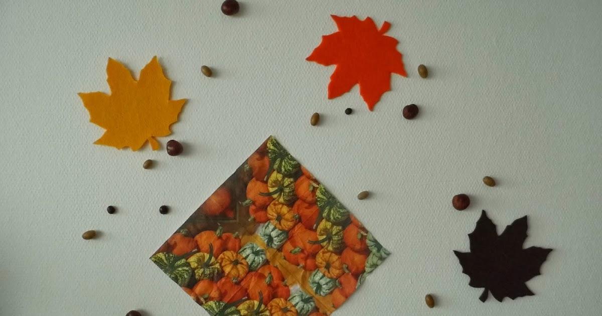 la cit des vents d co d 39 automne facile easy fall decoration. Black Bedroom Furniture Sets. Home Design Ideas