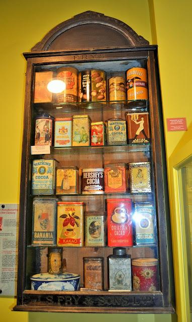 Musée du chocolat Chocolaterie Erico