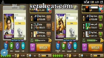 Cheat Line Get Rich Multi Window Terbaru
