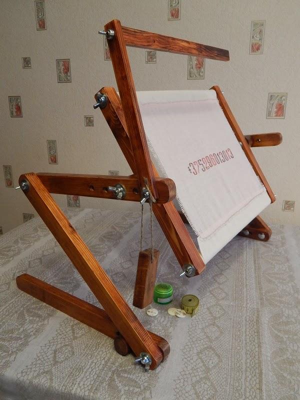 Станки для вышивания диванный своими руками 310