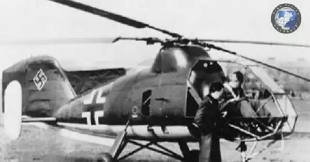 Το πρώτο ελικόπτερο  στο κόσμο απο τους Γερμανούς το 1940!  πανικόβλητοι βομβάρδιζαν εργοστάσια οι Βρετανοί! (vid)