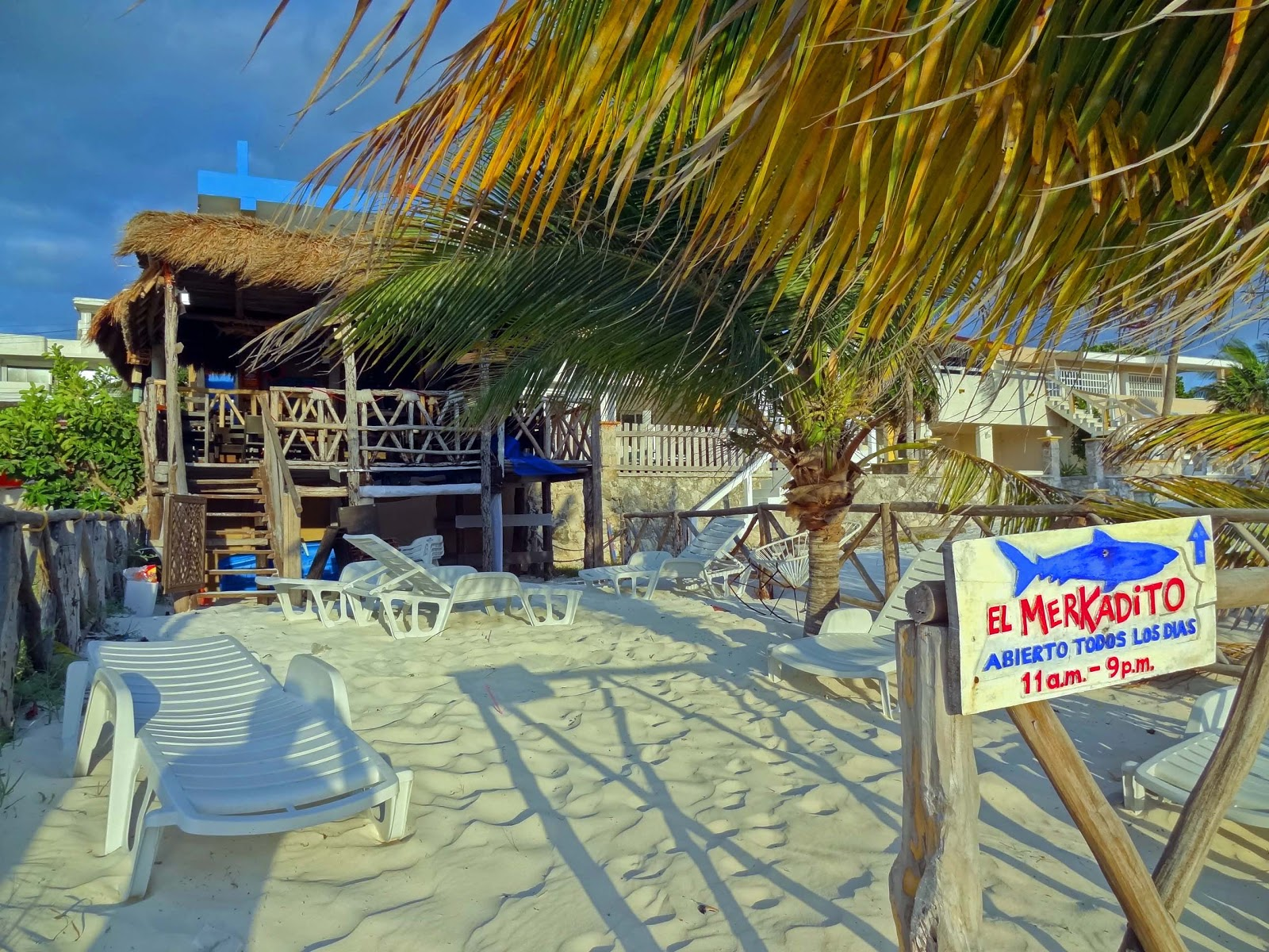 Joe\'s Retirement Blog: A Few Restaurants, Puerto Morelos, Quintana ...