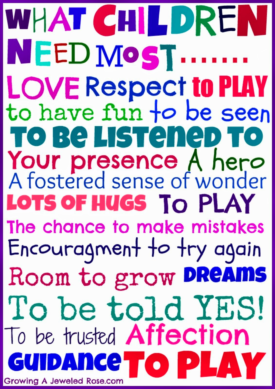 Kids Love Quotes : Parenting Quotes - Motivational Pictures
