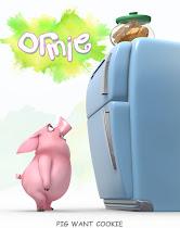 Ormie, el cerdito come galletas